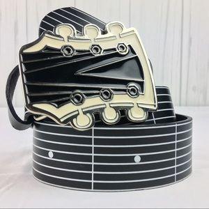Guitar Belt Unisex Hot Topic Size 34 EUC